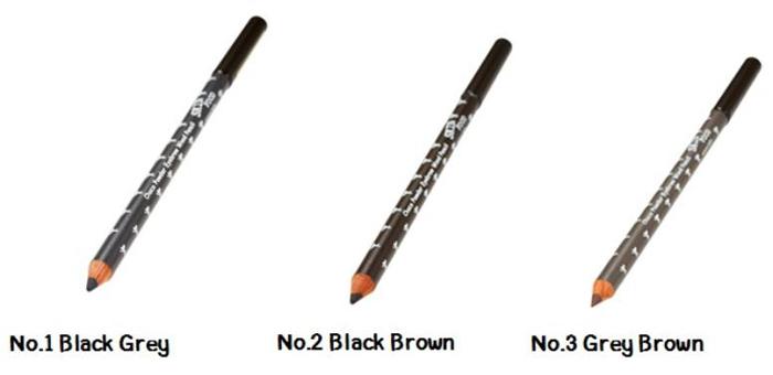 Chì Gỗ Kẻ Chân Mày Skinfood Choco Powder Eyebrow Wood Pencil (1.6g)