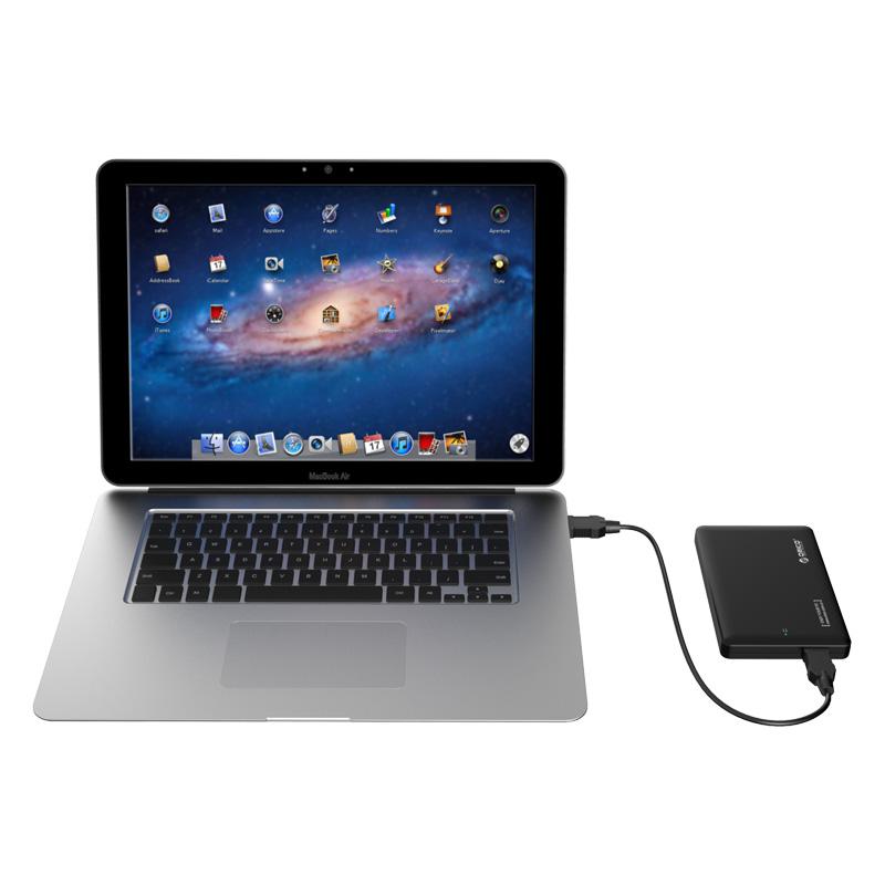 Hộp Đựng Ổ Cứng HDD Box ORICO USB3.0/2.5 2599US3 Nhựa Cứng - Hàng Chính Hãng