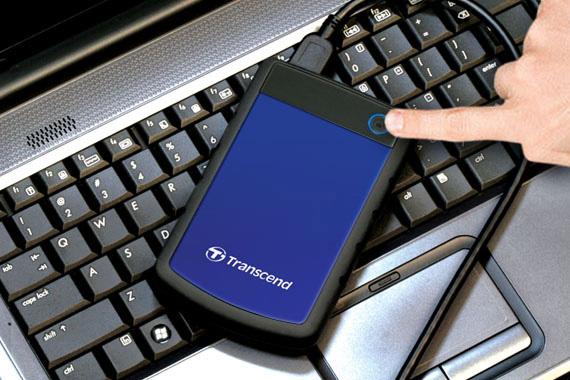 Ổ Cứng Di Động Transcend StoreJet H3B 2TB USB 3.0