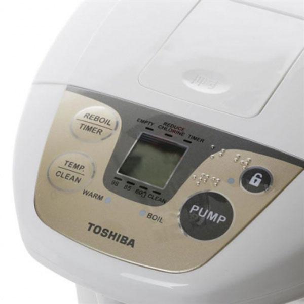 Bình Thủy Điện Toshiba PLK - 30FL (WT) 3L - Hàng chính hãng