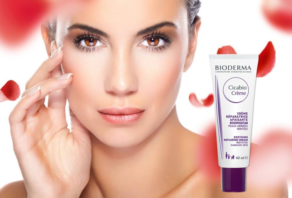 Kem dưỡng da BIODERMA CICABIO Cream 40ml