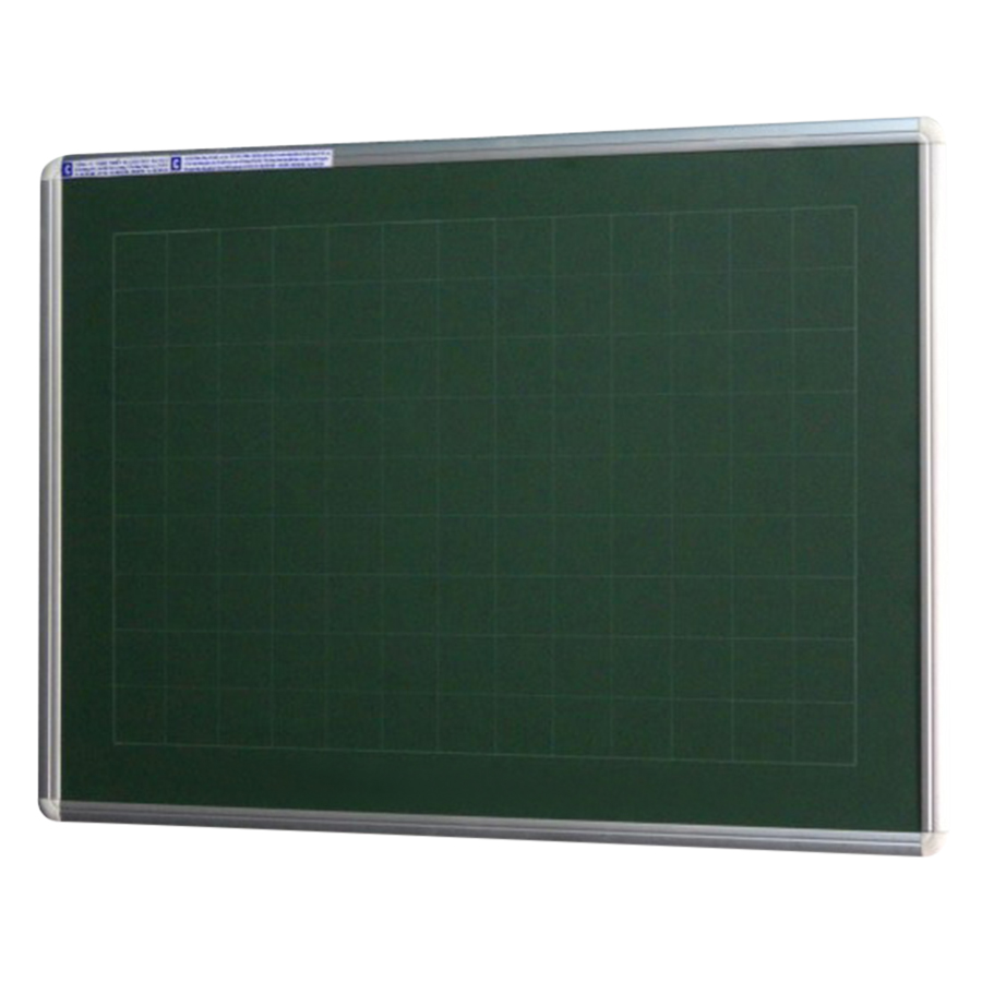 Bảng Viết Phấn Bavico BP01 Xanh – 0.4 x 0.6 m - Giao Ngẫu Nhiên