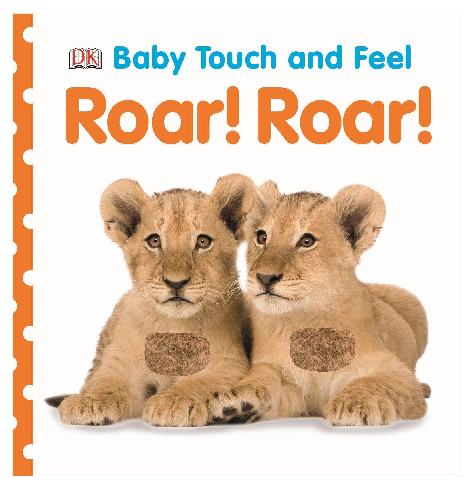 Baby Touch And Feel Roar! Roar! - 9781409346678,62_201738,132000,tiki.vn,Baby-Touch-And-Feel-Roar-Roar-62_201738,Baby Touch And Feel Roar! Roar!