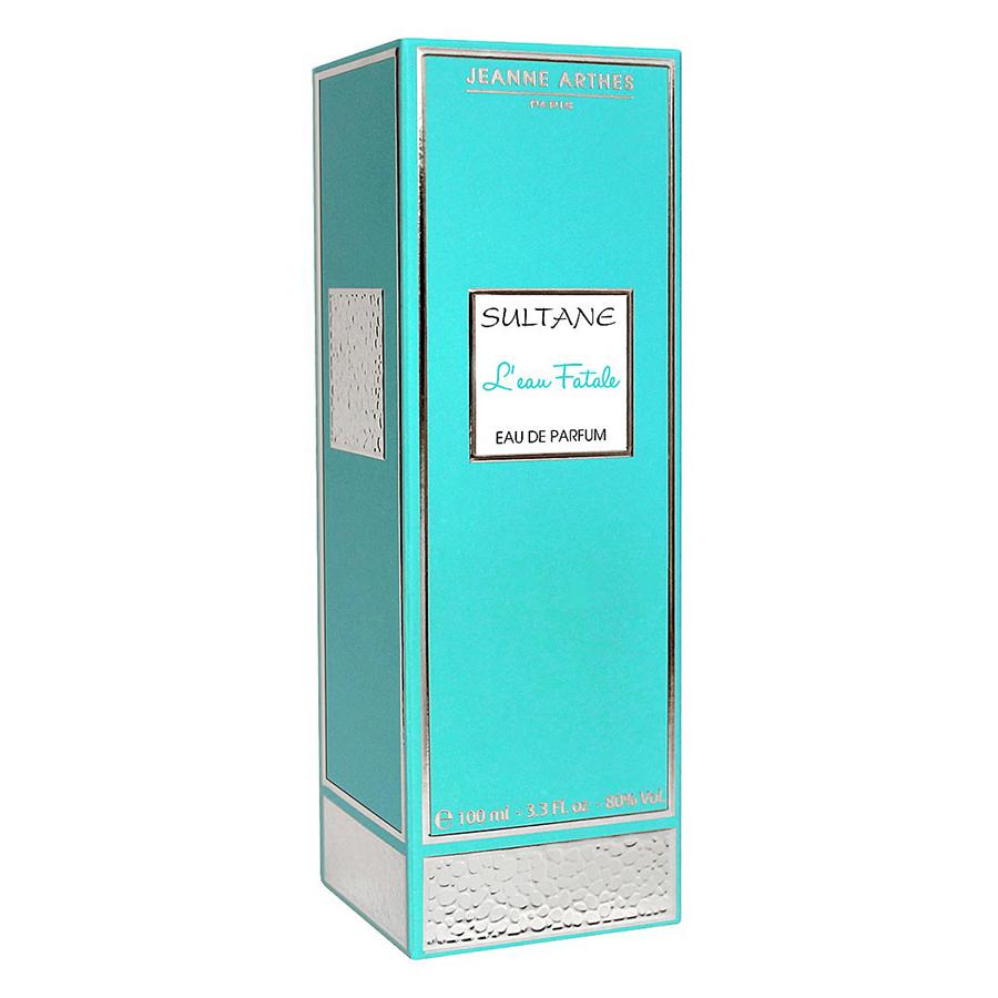 Nước Hoa Nữ Jeanne Arthes Sultane L'eau Fatal EDP (100ml) - PFA02207