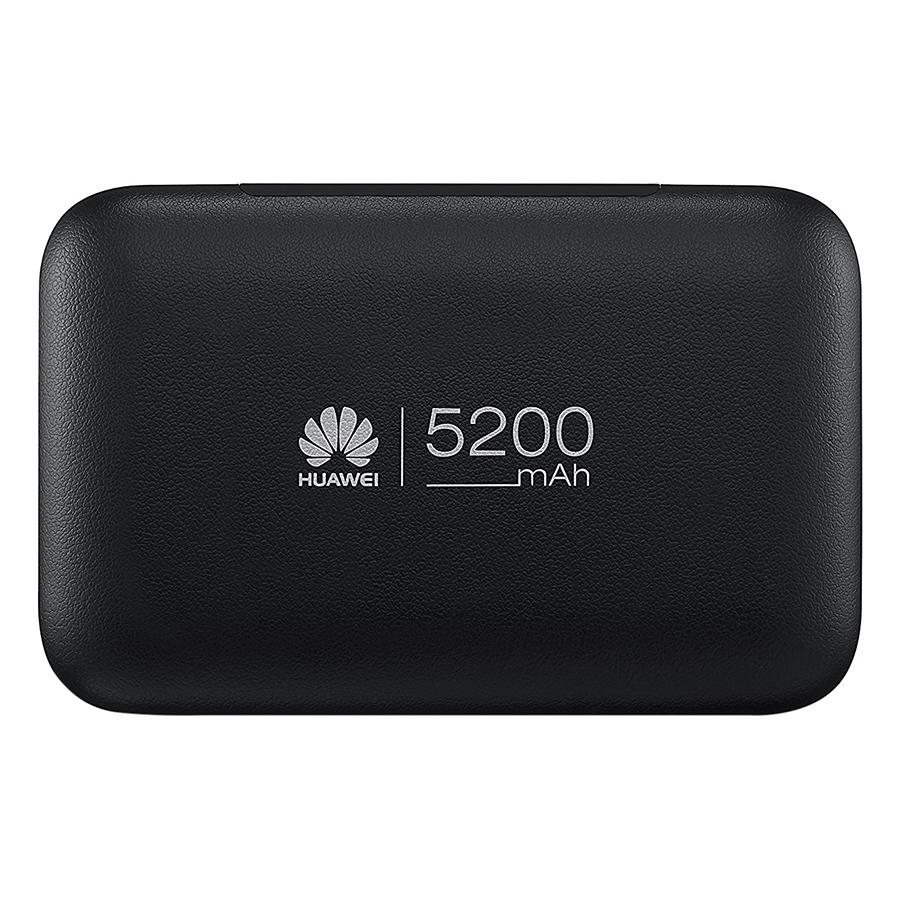 Bộ Phát Wifi 3G/4G LTE Huawei E5770 (150Mb) – Đen – Hàng Nhập Khẩu