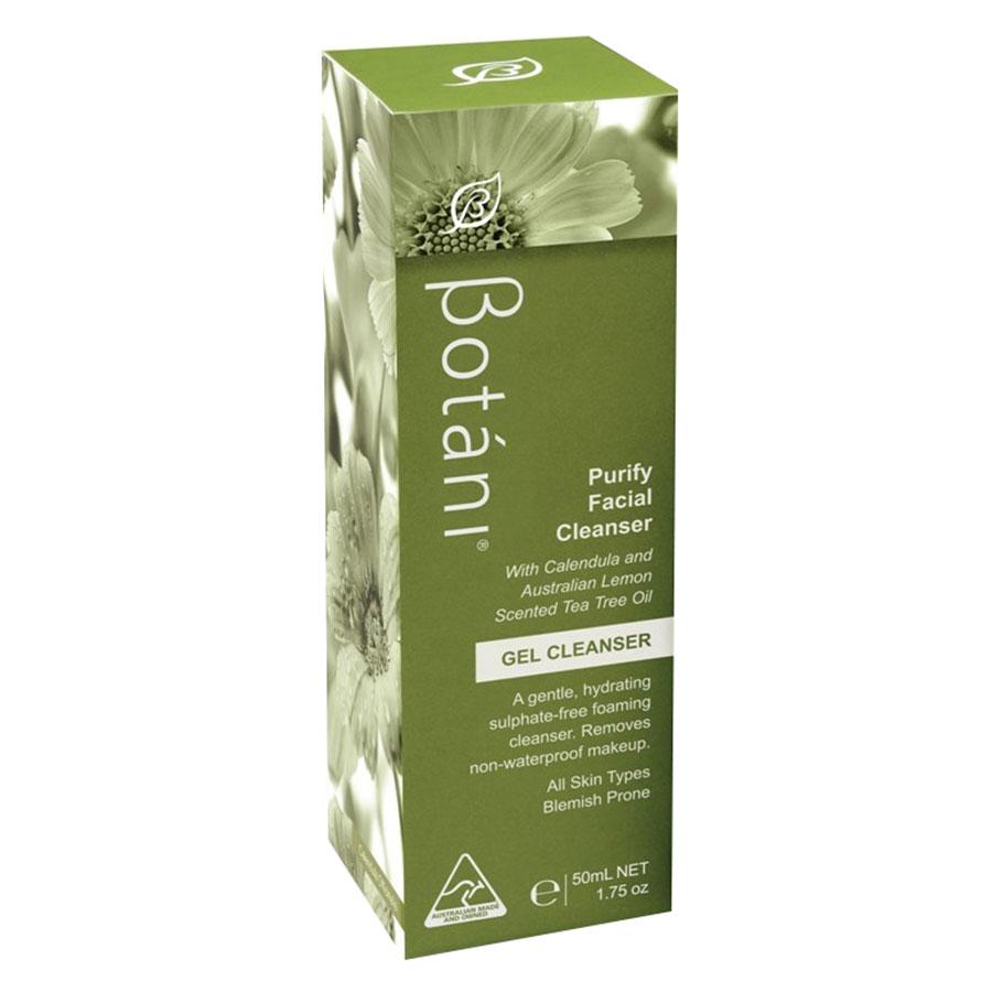Sữa Rửa Mặt Cho Mọi Loại Da Botani Purify Facial Cleanser BPSS020 (50ml)