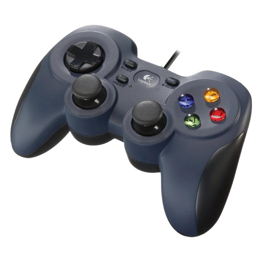 Tay Bấm Gaming Logitech F310 - Hàng Chính Hãng