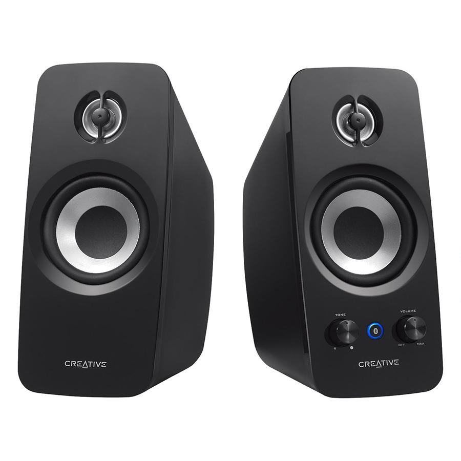 Loa Vi Tính Creative Inspire T15 Bluetooth 2.0 (15W) - Hàng Chính Hãng