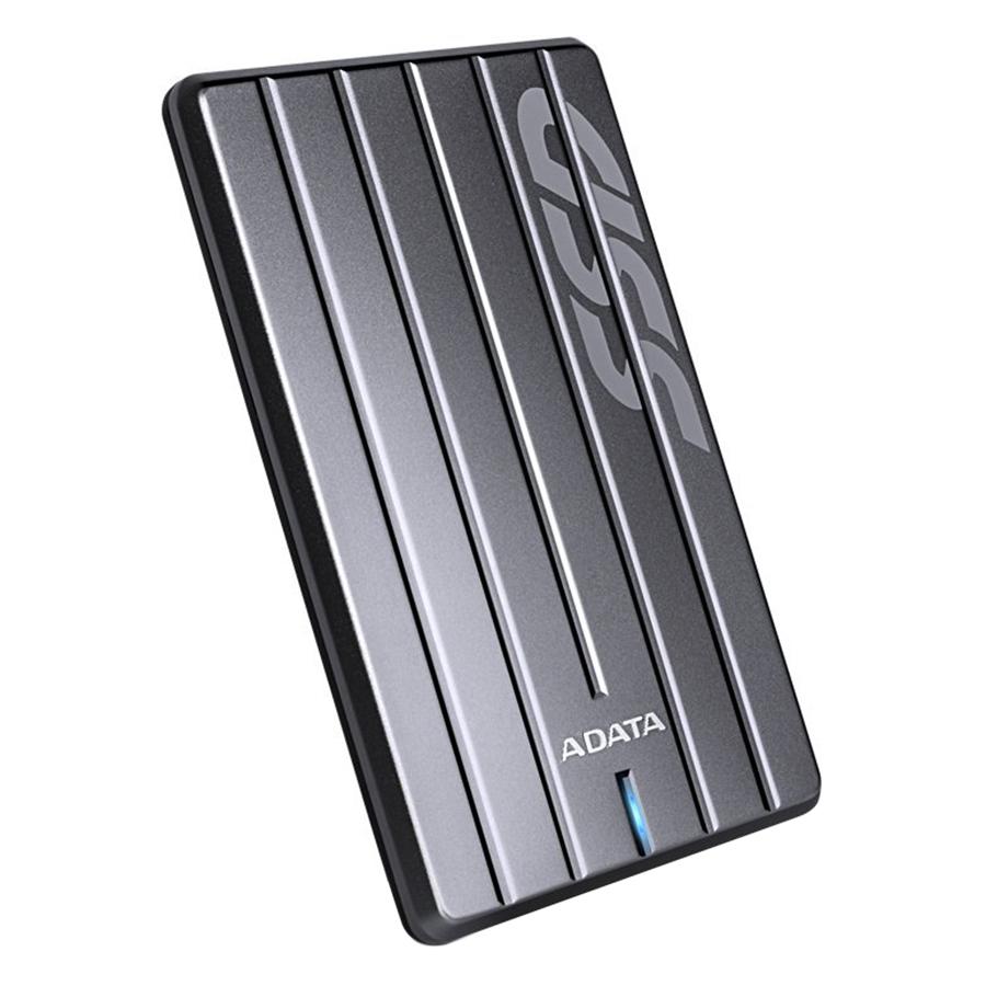 Ổ Cứng Di Động SSD ADATA SC660H 512GB USB 3.1 - Hàng Chính Hãng