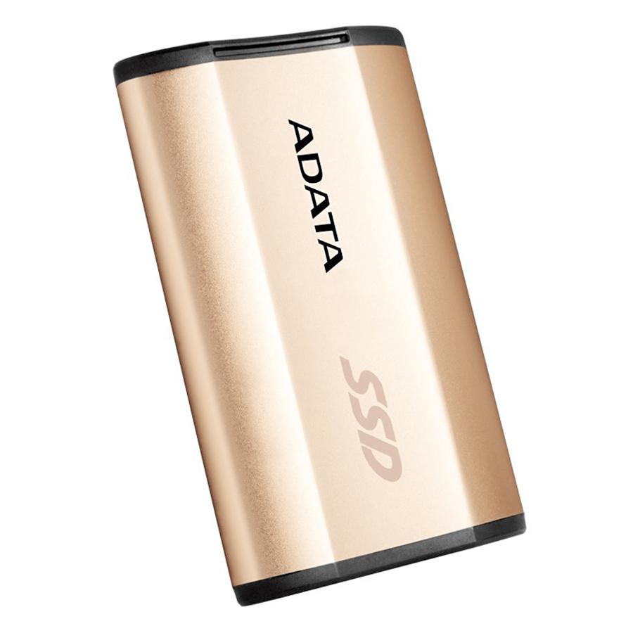 Ổ Cứng Di Động SSD ADATA SE730 250GB USB 3.1 Type C - Hàng Chính Hãng
