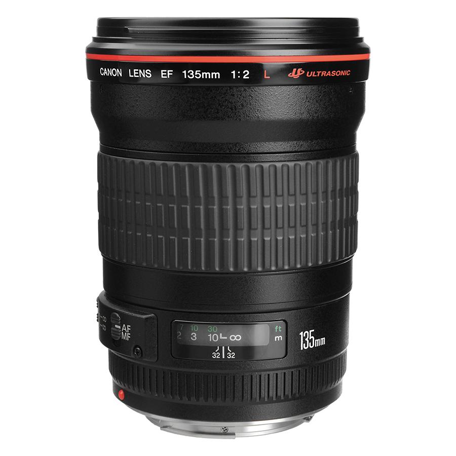 Lens Canon 135mm F/2 L (Lê Bảo Minh) - Hàng Chính Hãng