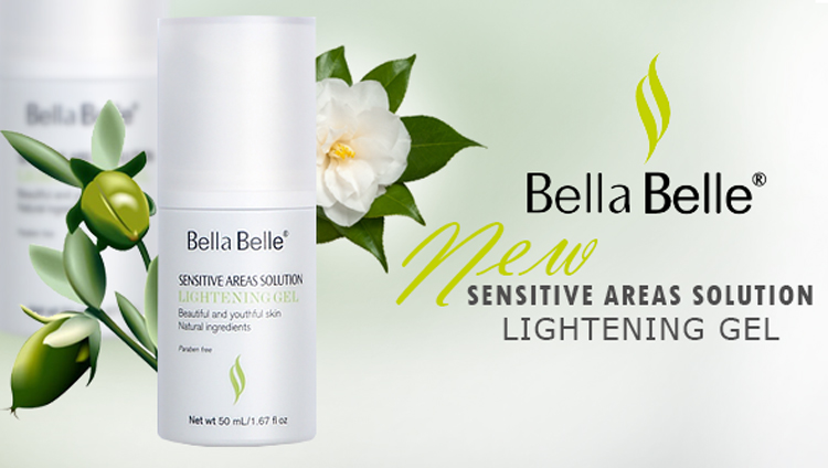 Gel Làm Hồng Nhũ Hoa Bella Belle Areas Solution Lightenening (50ml)
