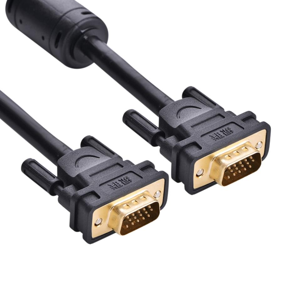 Cáp DVI To DVI 24+1 Ugreen DV101 11609 (10m) - Đen - Hàng Chính Hãng