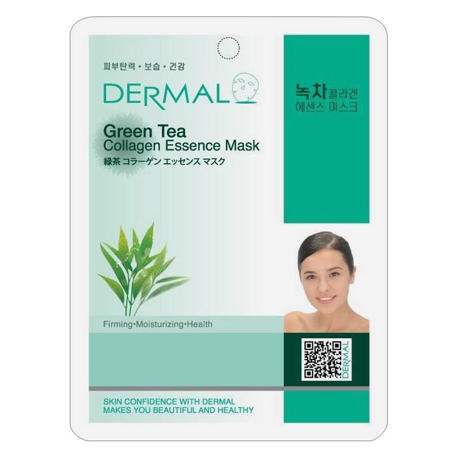 Combo 10 Mặt Nạ Dermal Tinh Chất Collagen Các Loại - Giao Mẫu Ngẫu Nhiên