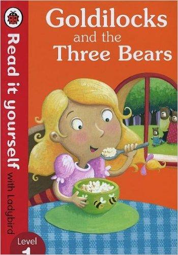 Read It Yourself Goldilocks and the Three Bears (Hardcover)