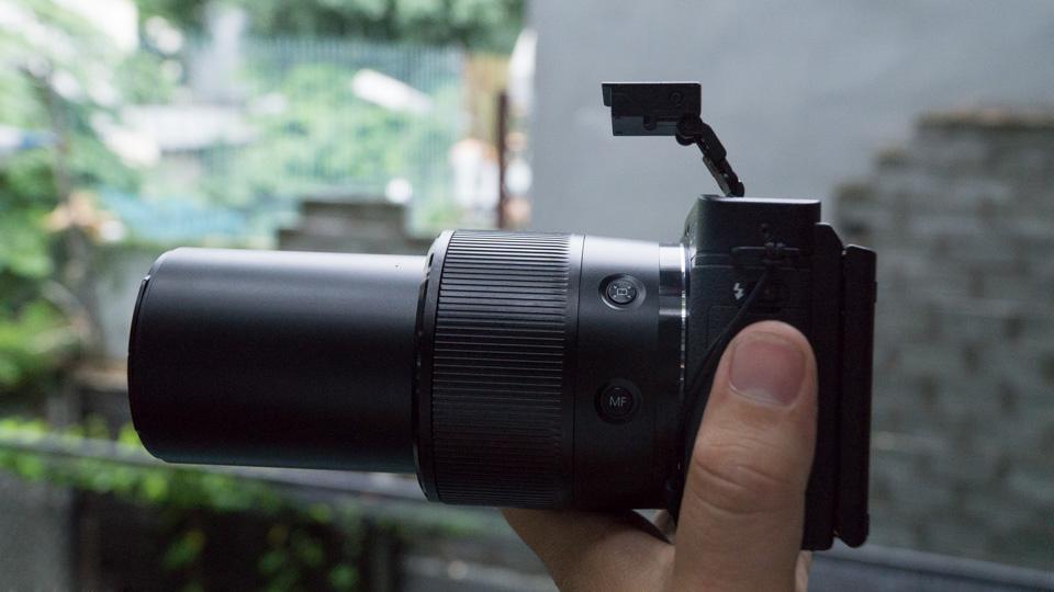 Máy Ảnh Canon Powershot G3X (Lê Bảo Minh)