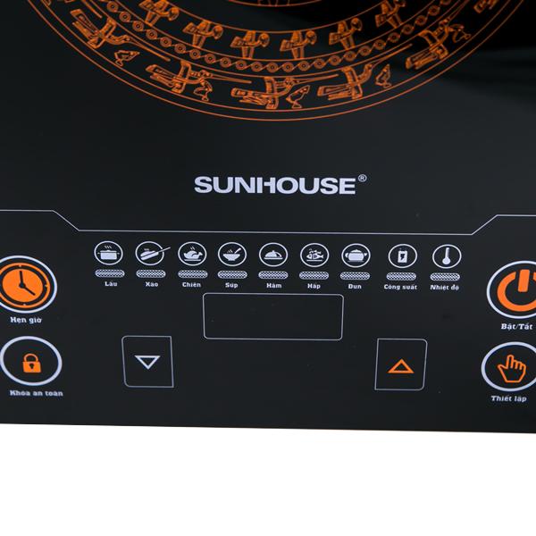 Bếp Điện Từ Sunhouse SHD6863 - Hàng chính hãng