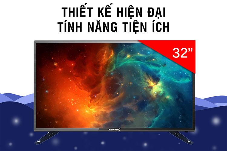 Tivi LED ASANZO 32 inch 32S610