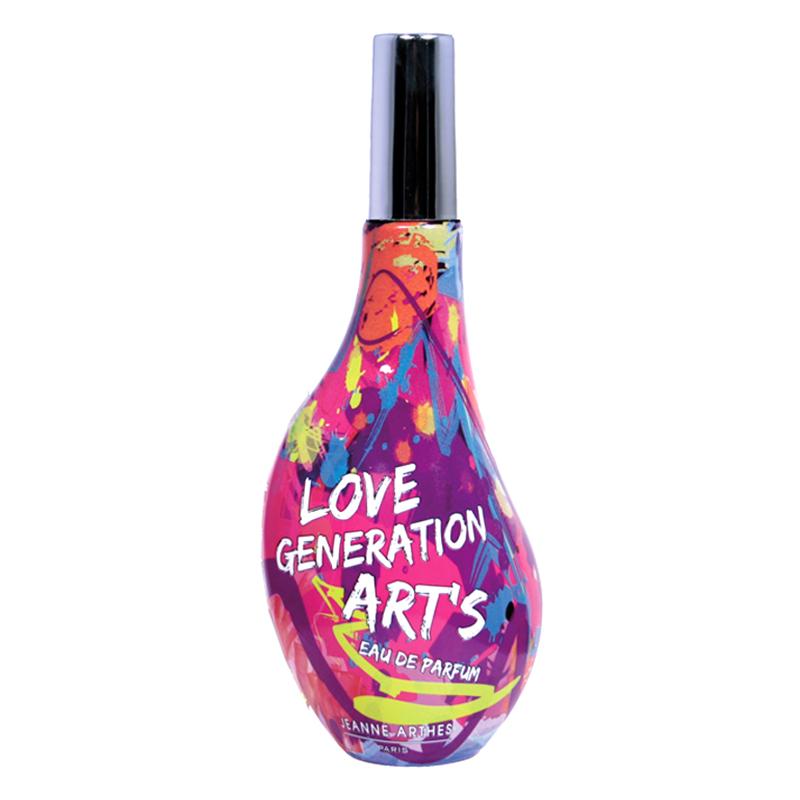 Nước Hoa Nữ Jeanne Arthes Love Generation Art's Eau De Parfum 60ml - PFA01397