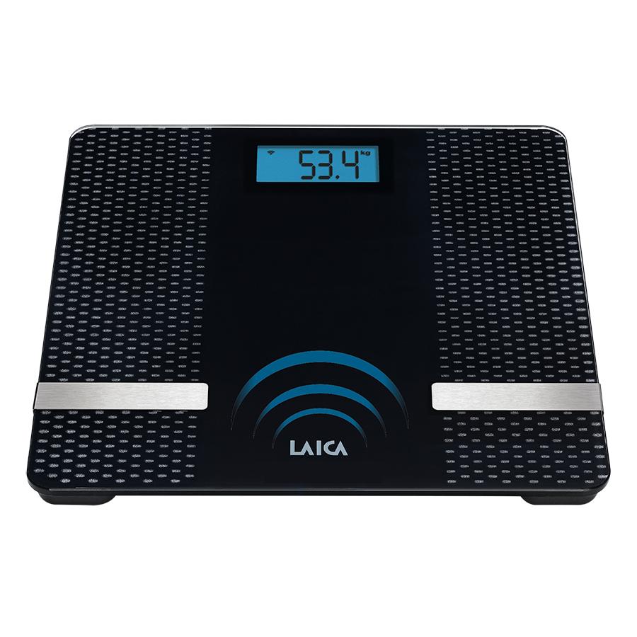 Cân Đo Tỷ Lệ Mỡ Nước Bluetooth LAICA PS7002