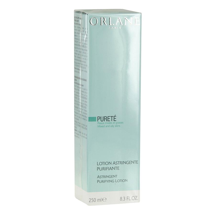 Nước hoa hồng Orlane chuyên dụng cho da nhiều nhờn Orlane Purete Astringent Purifying Lotion 250ml