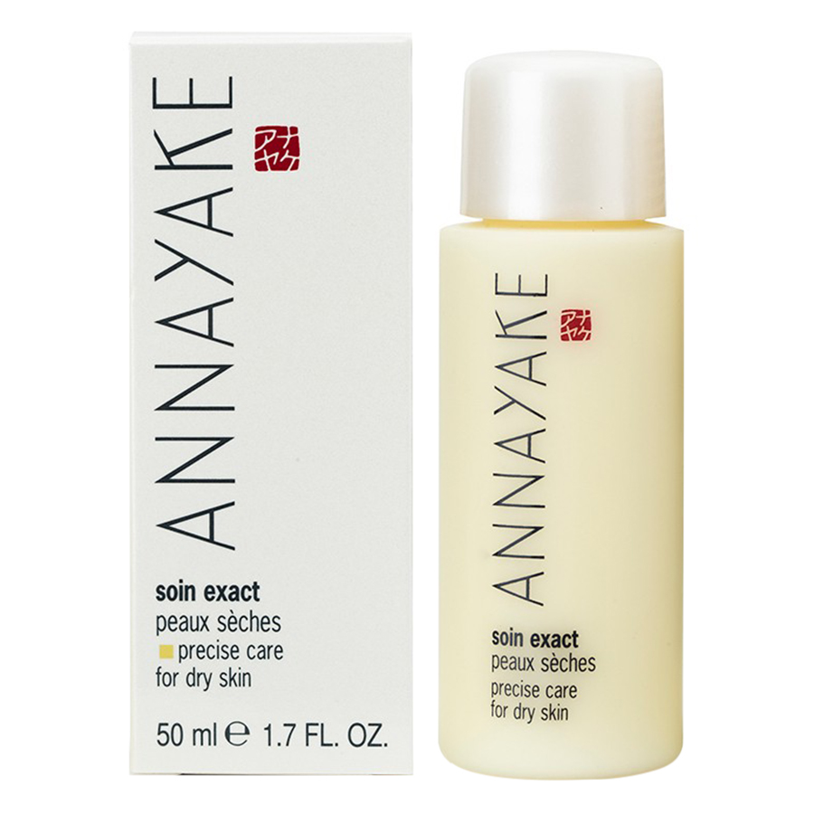 Sữa Dưỡng Ẩm Dành Cho Da Khô Annayake Precise Care For Dry Skin S2086 (50ml)