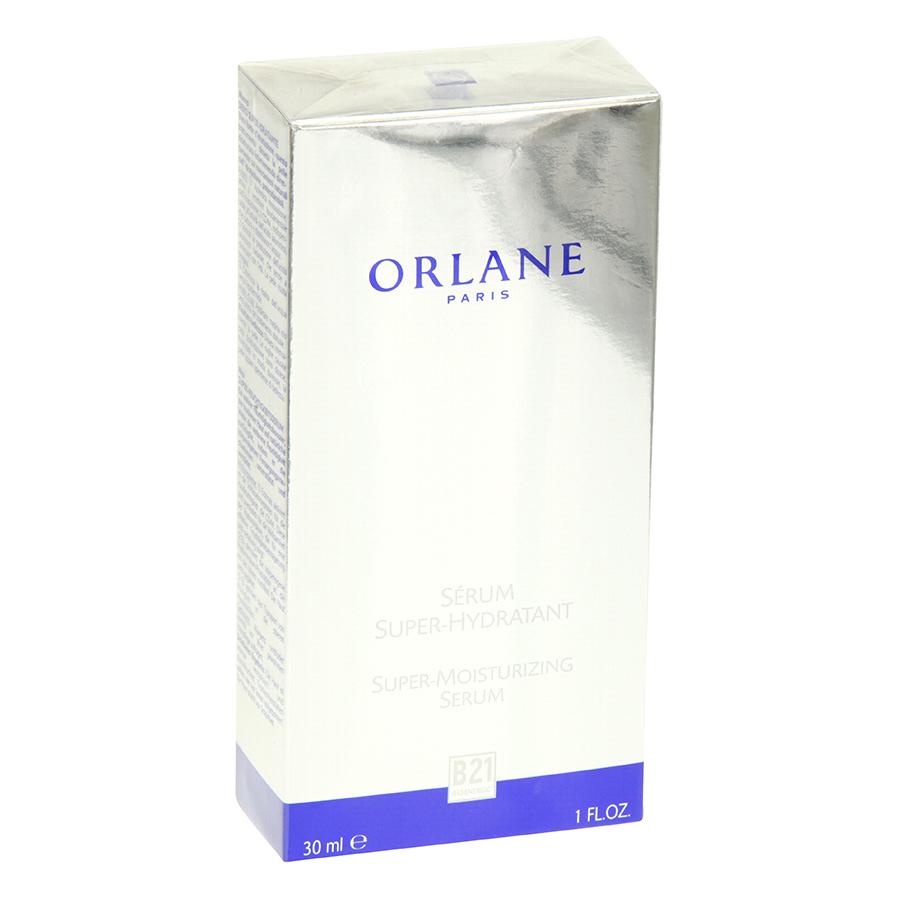 Serum Orlane đặc biệt làm ẩm da chuyên dùng cho da khô Orlane Super-Moisturizing Serum 30ml