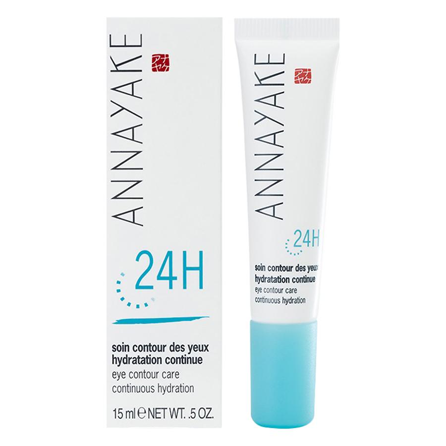 Kem Dưỡng Da Vùng Mắt Cung Cấp Độ Ấm Trong 24 Giờ Annayake Eye Contour Hydration 24h S2054 (15ml)