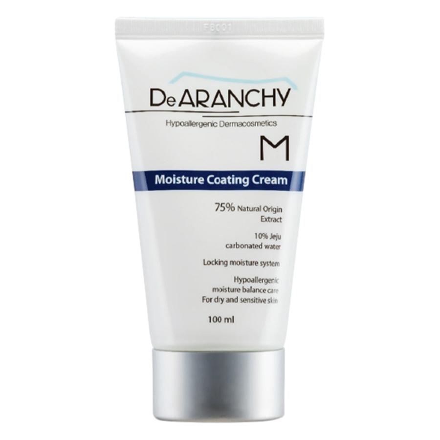 Kem Dưỡng Ẩm De Aranchy Moisture Coating Cream (100ml)