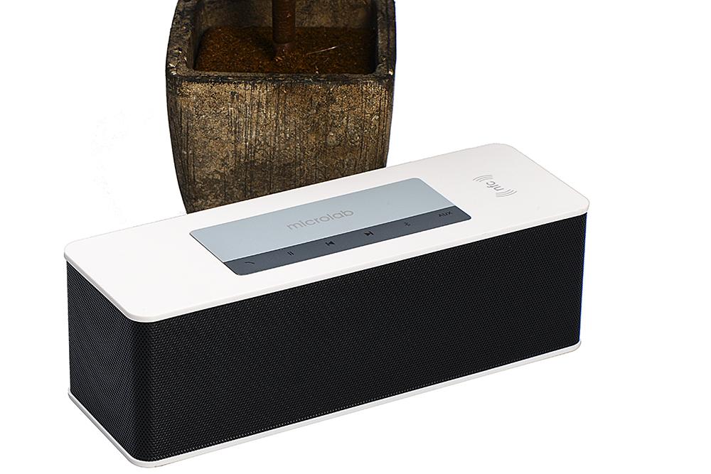 Loa Bluetooth Microlab MD-215 7W - Hàng Chính Hãng