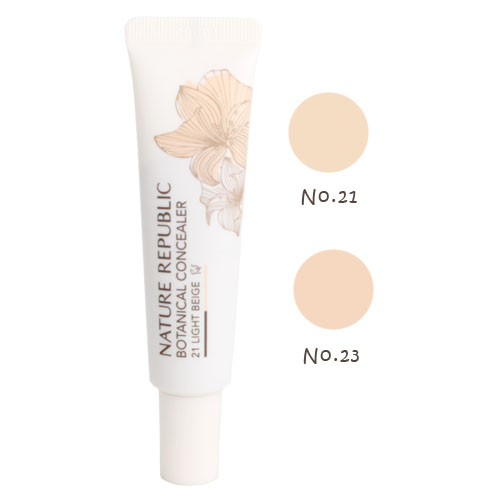 Che Khuyết Điểm Nature Republic Botanical Cream Concealer