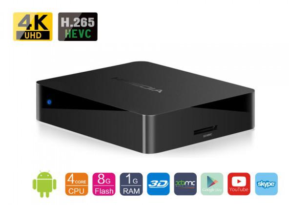 Android 3DBOX HiMedia Q1 IV