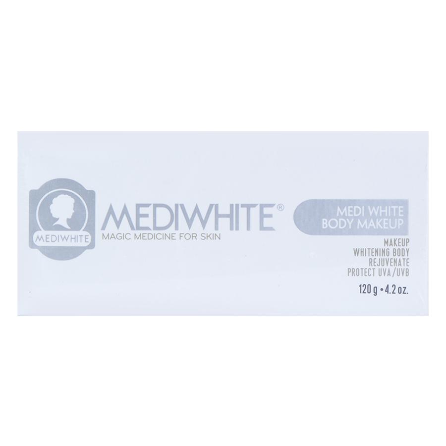 Kem Trang Điểm Làm Trắng Da Toàn Thân Medi White (120ml)