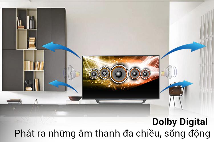 Internet Tivi Sony 48 inch KDL-48W650D