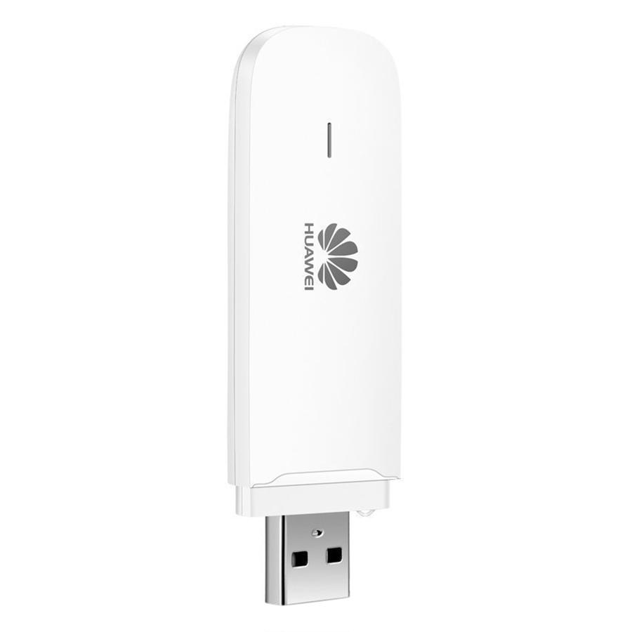 USB 3G Huawei E3531 (21.6Mb) - Trắng - Hàng Nhập Khẩu