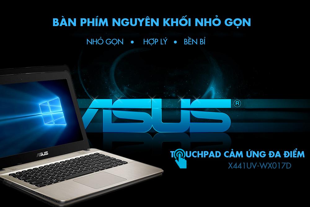 Laptop Asus X441UV-WX017D