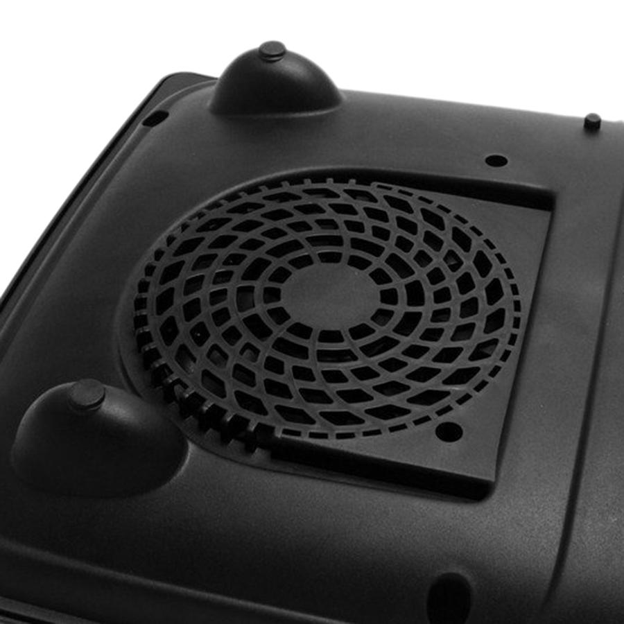 Bếp Điện Từ Mặt Kính Ceramic Tiross TS802 (2000W) - Đen - Hàng chính hãng
