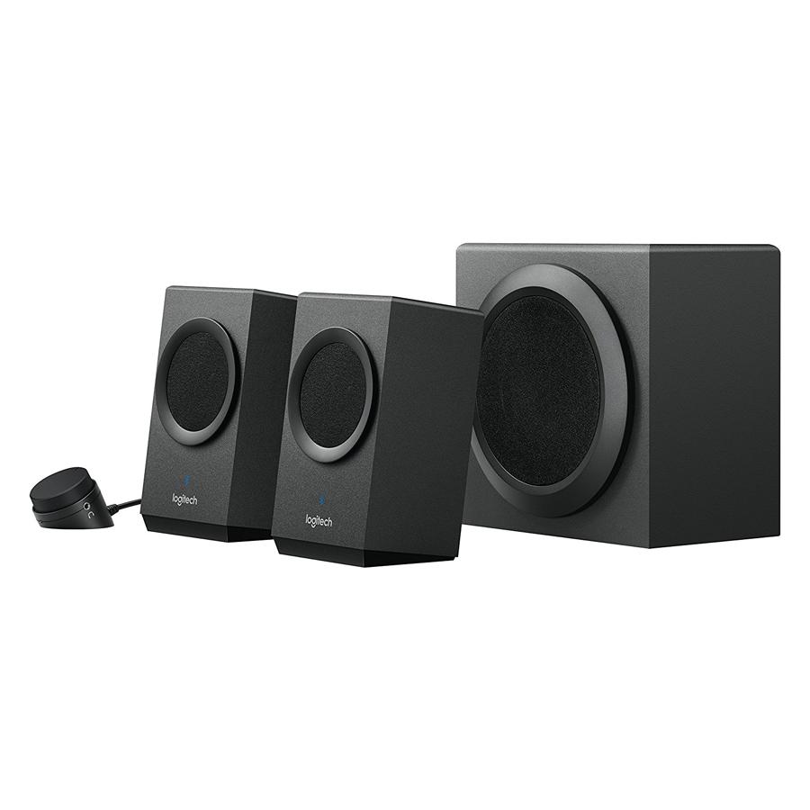 Loa Vi Tính Logitech Z337 2.1 40W Bluetooth - Hàng Chính Hãng