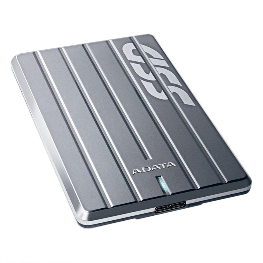 Ổ Cứng Di Động SSD ADATA SC660H 256GB USB 3.1 - Hàng Chính Hãng