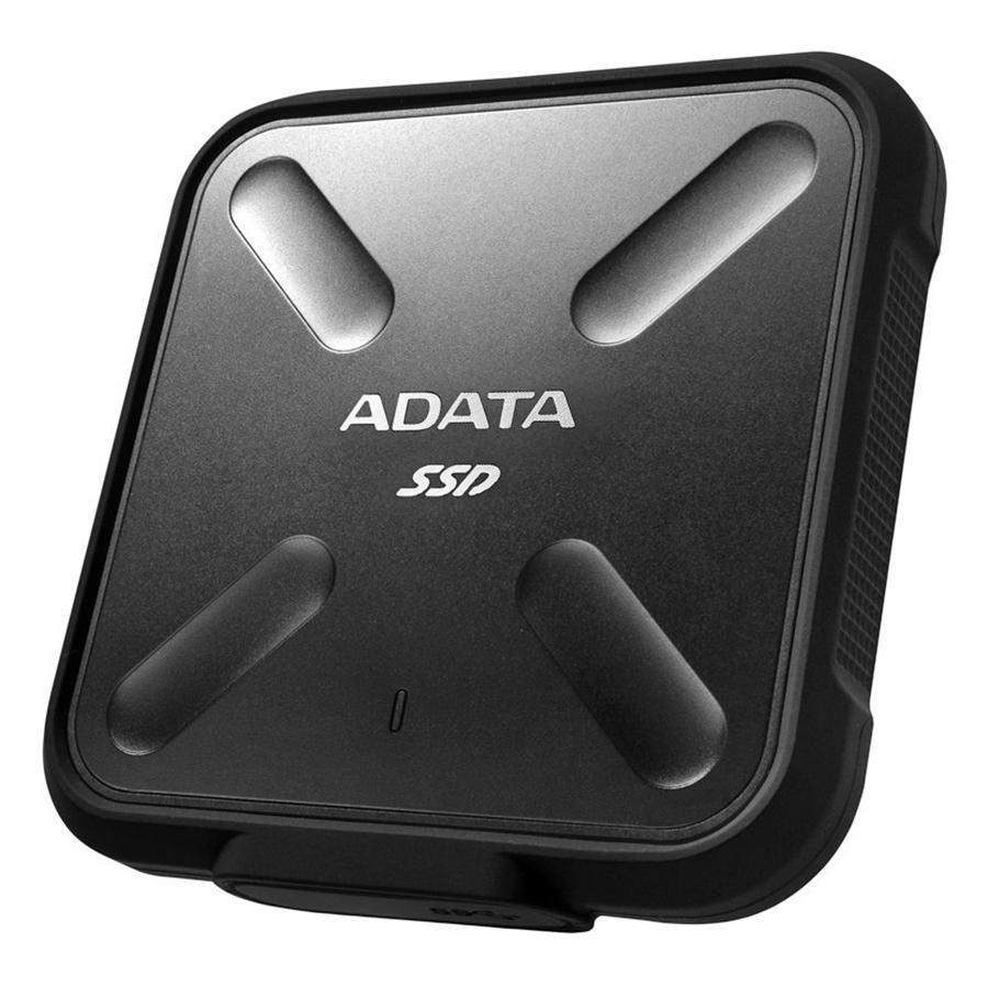 Ổ Cứng Di Động SSD ADATA SD700 256GB USB 3.1 - Hàng Chính Hãng