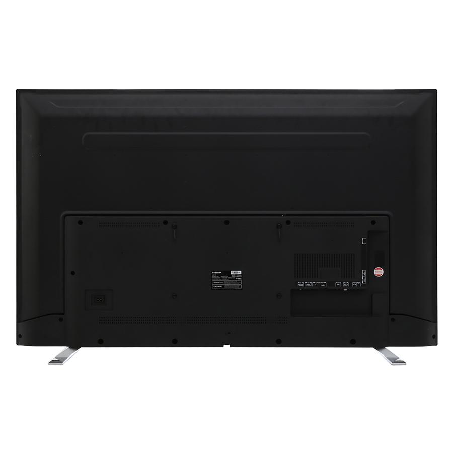 Tivi Toshiba 49 inch 4K UHD 49U6750 - Hàng Chính Hãng