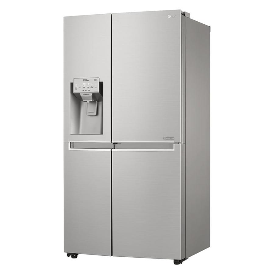 Tủ Lạnh Side By Side Inverter LG GR-P247JS (601L) - Hàng chính hãng