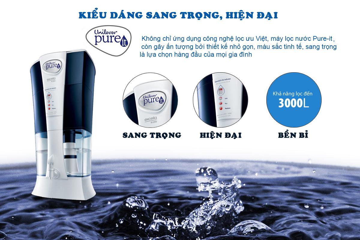 Máy Lọc Nước Pure-it - 9L