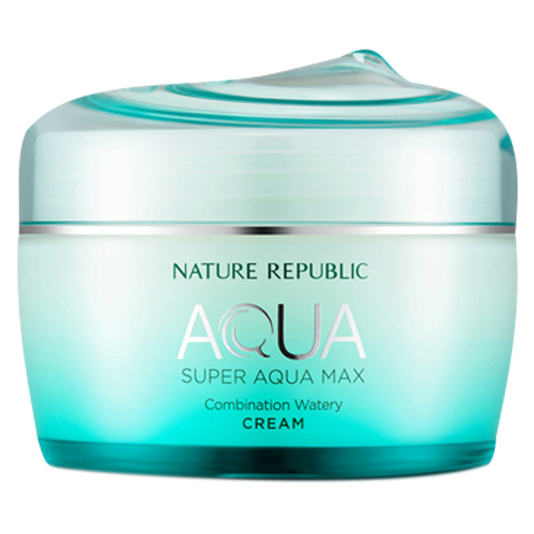 Kem Dưỡng Ẩm Nature Republic Super Aqua Max Combination Watery Cream (80ml)