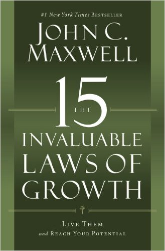 The 15 Invaluable Laws Of Growth - 9781599953670,62_238599,376000,tiki.vn,The-15-Invaluable-Laws-Of-Growth-62_238599,The 15 Invaluable Laws Of Growth