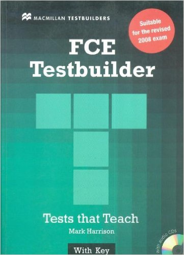 Khuyên đọc sách New FCE TestBuilder: Student Book With Key With Audio CD - Paperback