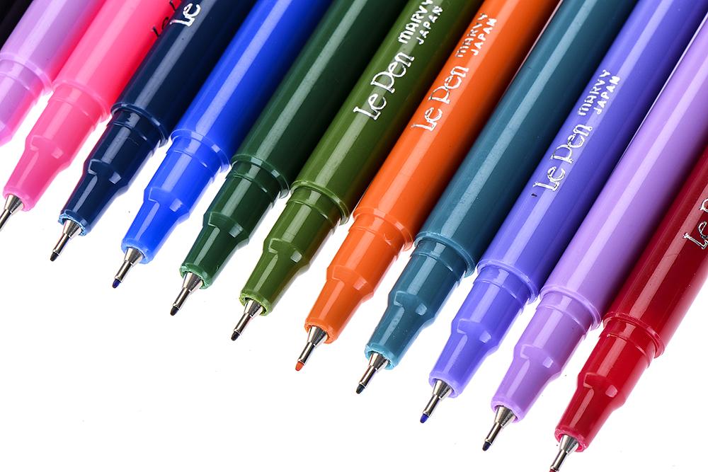 Bút Lông Kim Nhiều Màu Marvy - 4300