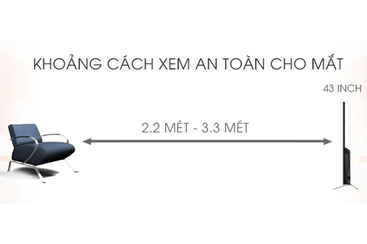 Tivi LED Toshiba 43 inch 43L3650