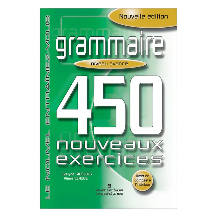 450 Grammaire Niveau Avancé