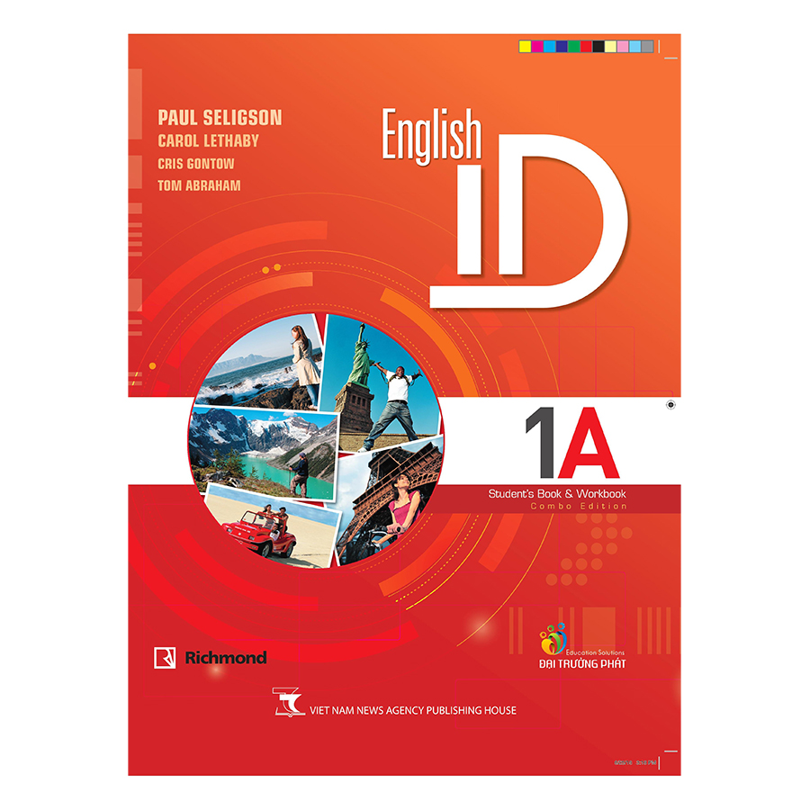 English ID 1A Students Book – Pack (Student Book And Class CD With English Central Code)